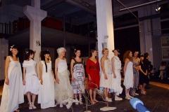 刘丽芬 Liu Lifen《第一眼野地》实验服装秀 Morning Mist_ Experimental Fashion show 2007