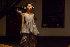 刘丽芬 Liu Lifen《第一眼野地》服装与绘画的结合