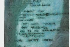 刘丽芬Liu Lifen  无用之门-龙卷风 纸本丙烯  81x59cm 2008