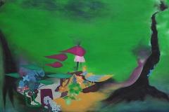 刘丽芬Liu Lifen 选择 Choices 布面油画 Oil on Canvas 120x150cm 2010
