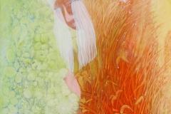 刘丽芬Liu Lifen 假体 False Body 布面油画Oil on Canvas 100x80cm 2016