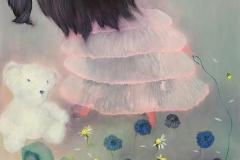 Liu Lifen 刘丽芬 Untitled 无题 Oil on Canvas 布面油画 55x65cm 2019