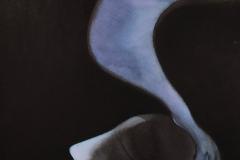 Liu Lifen 刘丽芬Låter det fånigt_听起来疯了吗?Ink and Acylic on Paper 纸本墨丙烯30.5x45.5cm 2020